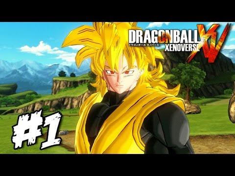 Dragonball Xenoverse | ผู้ที่จะคุ้มครองประวัติศาสตร์ Part 1