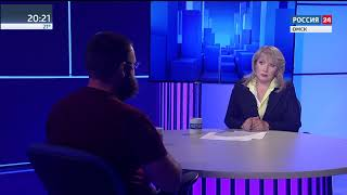 Актуальное интервью Василий Минин