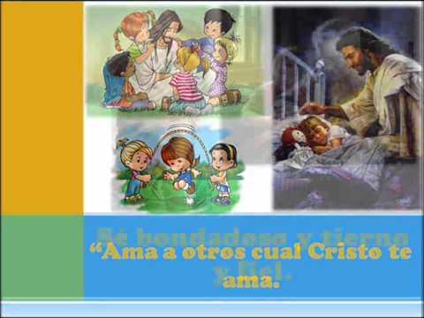 Yo trato de ser como Cristo