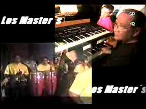 los masters de maracaibo - la pollera nueva