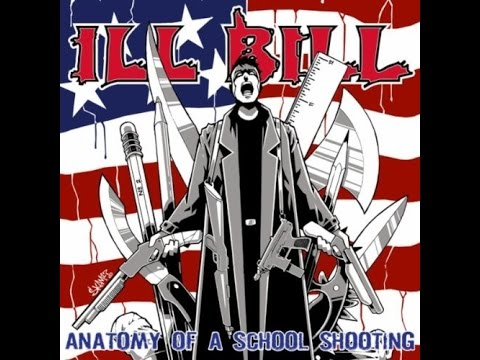 Ill Bill-The Anatomy of a school shooting ITA