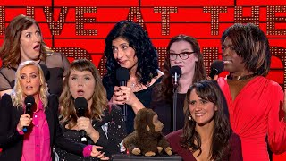 Women That Make You Go HA! | Live At The Apollo | BBC Comedy Greats