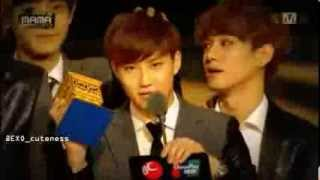 Suho always be there for EXO's members .