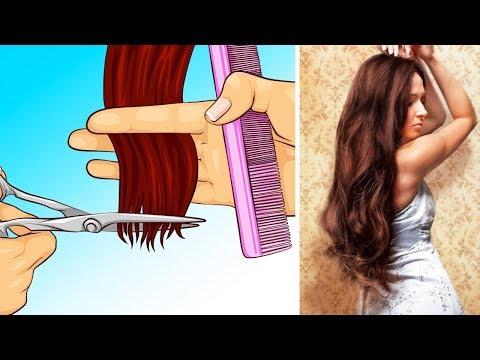 11 Мифов, Которые Мешают Вам Отрастить Длинные Волосы