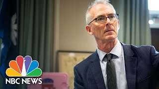 The Lonely Battle: A Former GOP Congressman Pushes His Party To Believe In Climate Change | NBC News