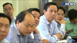 """Bí thư Đinh La Thăng: """"Thuê tôi chỉ huy, năm 2017 sẽ xong bến xe Miền Đông"""""""