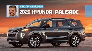 2020 Hyundai Palisade: First Drive Review
