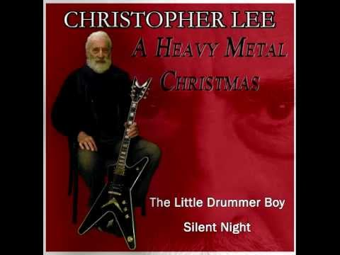 Christopher Lee. A Heavy Metal Christmas - YouTube