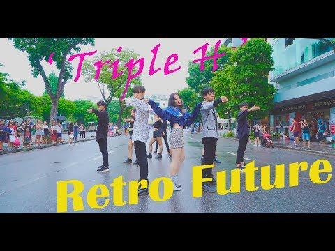 [KPOP PUBLIC CHALLENGE] Triple H(트리플 H)_RETRO FUTURE DANCE COVER @FGDance 1theK Dance Cover Contest