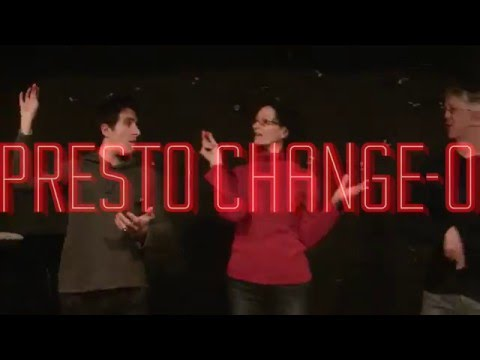 PRESTO CHANGE-O: Learning the Magic