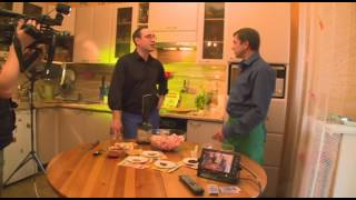 «Телевизионная кухня» с Владом Ковырякиным