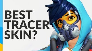 Best Tracer Skin? Overwatch Anniversary Event Box Opening