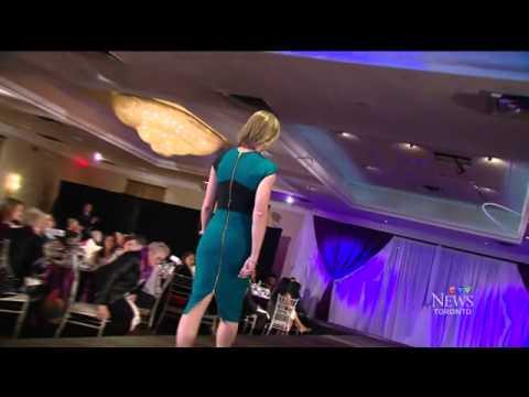 CTV News Toronto - 10th Anniversary Royal LePage Better Living Fashion Show & Gala