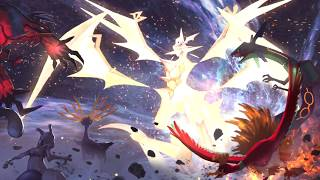 Ultra Necrozma Battle Remix [Ultra Sun and Ultra Moon]