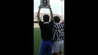 Del Piero Debut #OnThisDay 1993  #Shorts