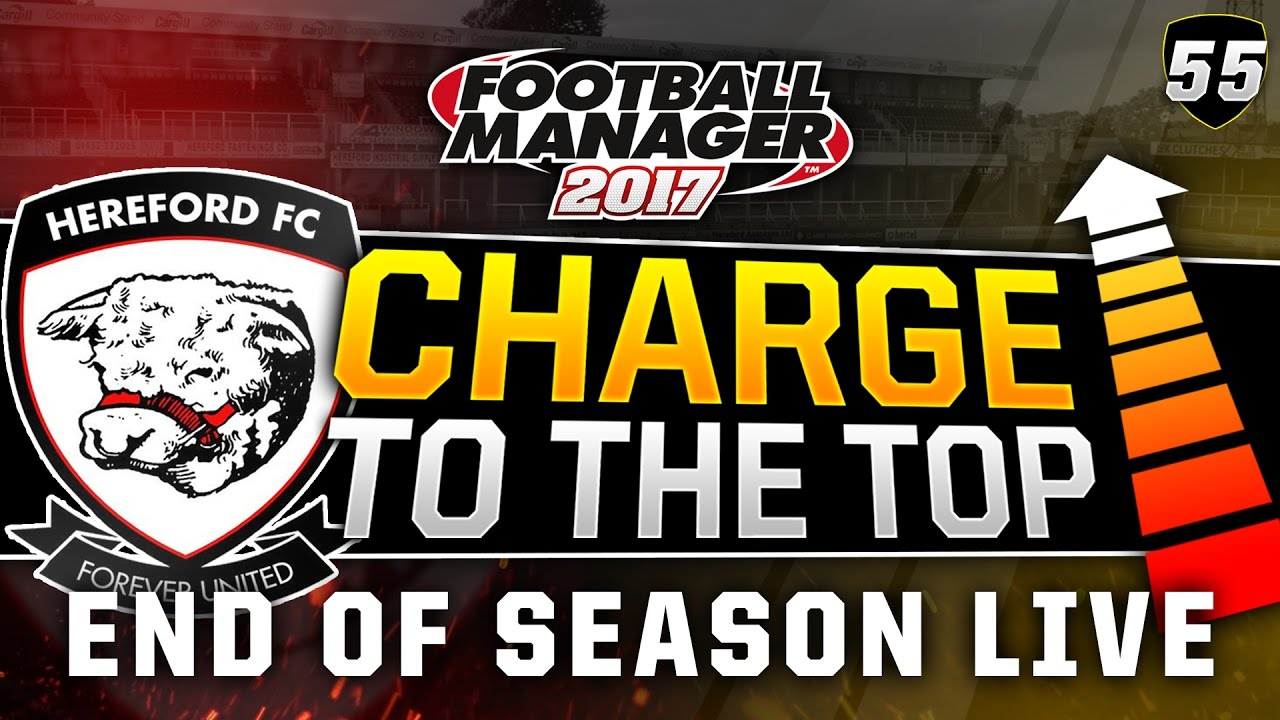 Charge to the Top - Episode 55: WE HAVE TO STOP LOSING! | Football Manager 2017