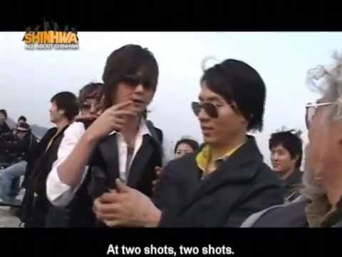 Shinhwa - Topic - All About Shinhwa (Eng Sub)