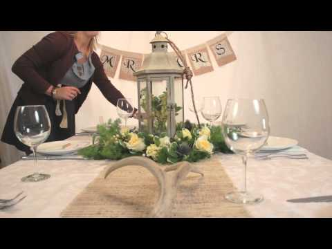 wedding whims: tablescapes