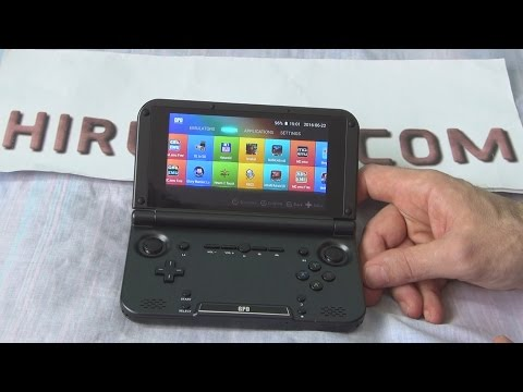 The Truth About GPD XD 32GB RK3288 Quad Core 5 Inch Android4 4 Tablet GamePad in 3D