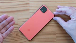 Google Pixel 4 XL unboxing: face ID & radar, but no fingerprint sensor...