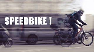 Speed-Bike : le Stromer ST2 S à l'essai dans les rues de Paris