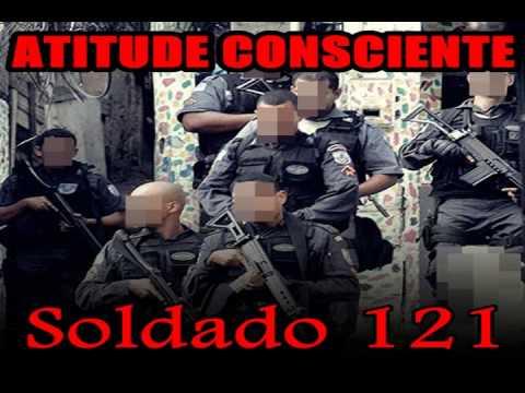 Baixar Atitude Consciente - Soldado 121 [Rap Gangsta Brasil]