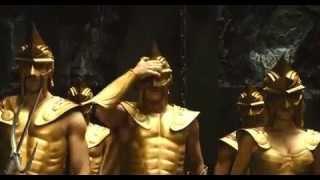 Immortals (2011) - Gods Fight Final Scene