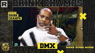 DMX On New Album Ft. Pop Smoke & Griselda, VERZUZ, Aaliyah, Prince & More | Drink Champs