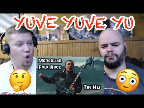 THE HU - YUVE YUVE YU 🤘🤘🤔 reaction