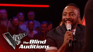 will.i.am's 'I Gotta Feeling'   Blind Auditions   The Voice UK 2019
