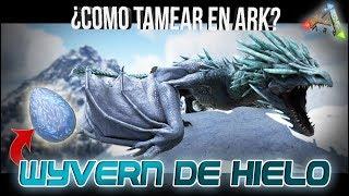 COMO TAMEAR EN ARK | #WYVERN DE HIELO | [PC/PS4/XBOX ONE] | Zonexx