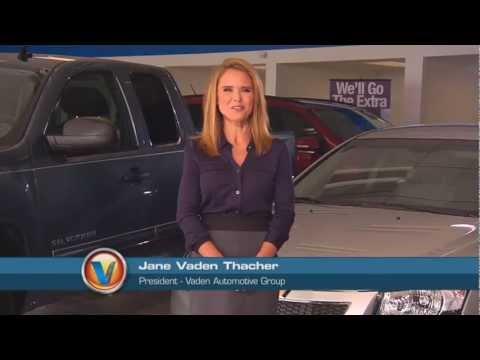 Coastal Auto Group >> Jane Vaden Thacher President of the Vaden Automotive Group ...