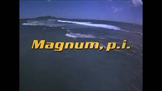 Magnum PI 80's theme Extended Version