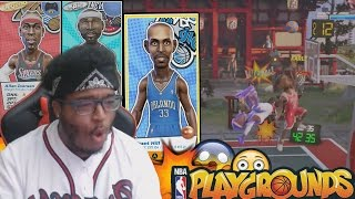 NBA Playgrounds - FULL COURT SHOT & FRONT FLIP PUTBACK DUNK!! Tokyo Tournament Completed!