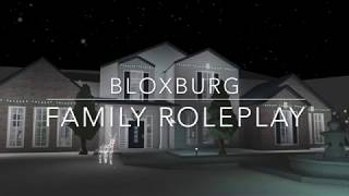 Bloxburg - Family RP - Episode Two