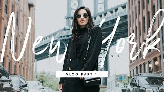 New York Vlog (Part 1) 2017 | Nicole Andersson