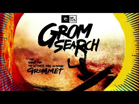 Official Teaser: Rip Curl GromSearch 2013
