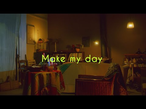 the shes gone - New Music Video「Make my day」ティーザー