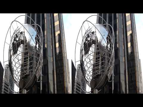 New York City 3D (HD1080p / YT3D Stereoscopic)