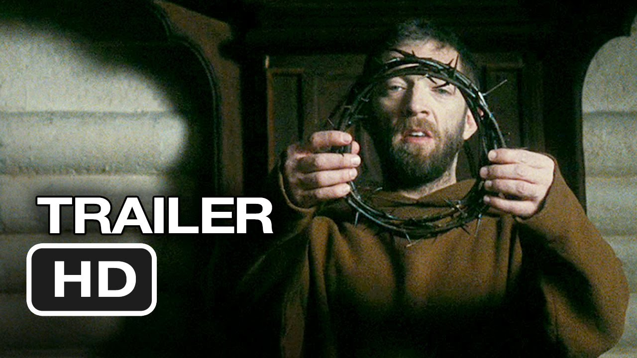 The Monk TRAILER (2013...