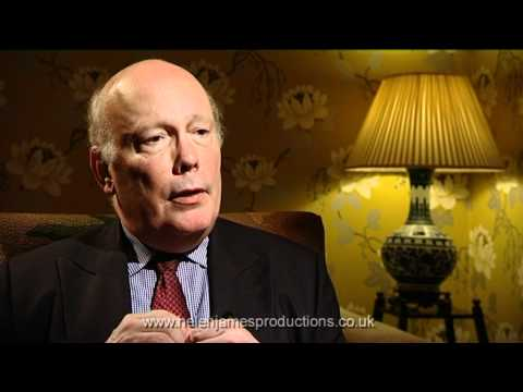 Julian Fellowes 'Downton Abbey' Interview - YouTube