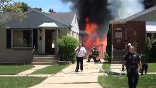 Garage Fire Westchester