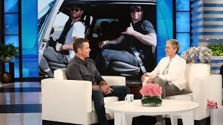 Matt Damon Recounts Dangerous Vacation with Chris Hemsworth