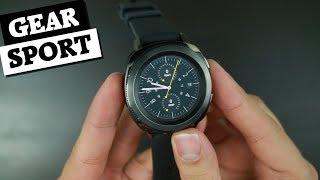 Samsung Gear Sport: GREAT watch, BUT...