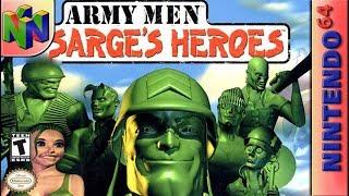 Longplay of Army Men: Sarge's Heroes