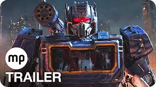 BUMBLEBEE Trailer 2 German Deuts HD