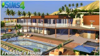 Franklin's House - 3671 Whispymound Drive | GTA V | Sims 4 - Speed Build | No CC | 4K