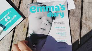 Emma's Dairy spring/summer 2019 labour pack! What to expect inside!