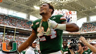 Miami Hurricanes Defense: All 30 Turnovers from 2017 Season