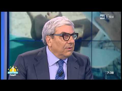 Daniele Di Fausto a Uno Mattina Estate 21 luglio 2015